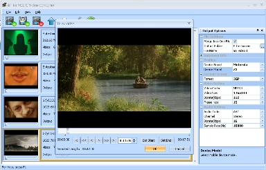 All To Mobile Video Converter Screenshot